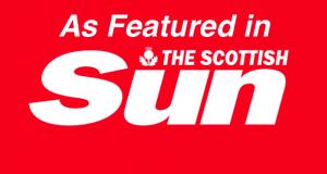 Scottish Sun Banner